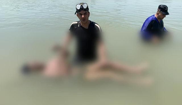 الموصل.. مياه دجلة تبتلع شاباً انقذ آخر من الغرق