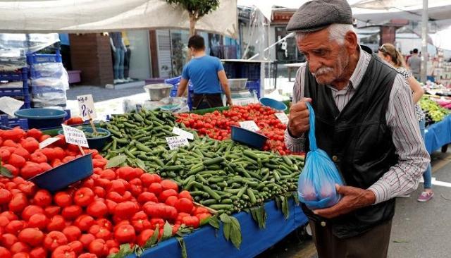 تراجع التضخم السنوي في تركيا إلى 11.76%