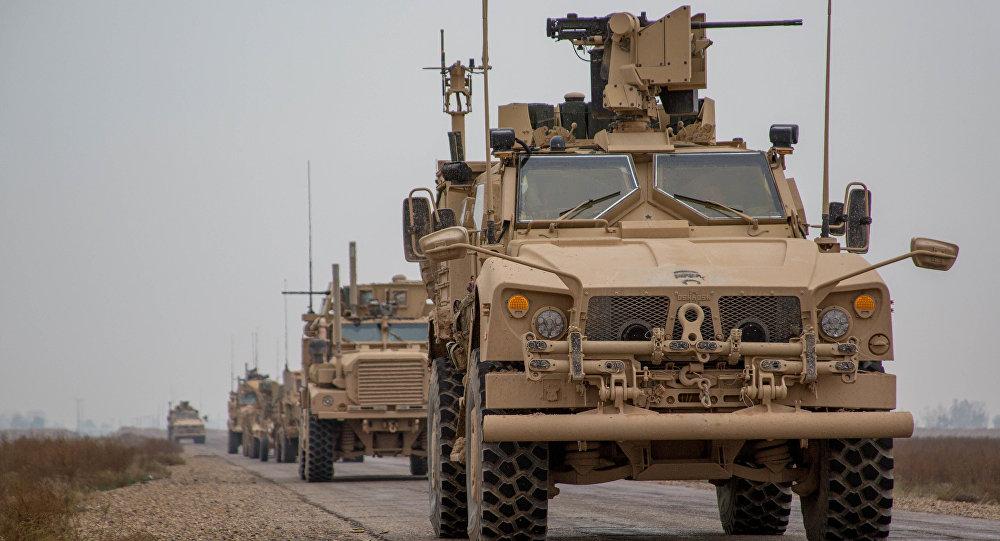 انفجار جديد يستهدف امدادات التحالف الدولي في العراق
