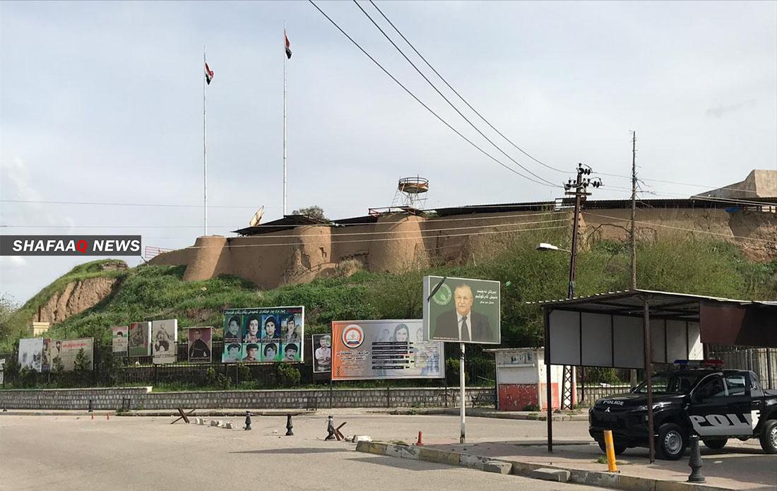 الاتحاد الوطني يرأس القائمة الإنتخابية للأحزاب الكوردستانية في كركوك