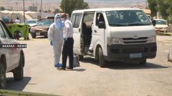 اقليم كوردستان يسجل 110 اصابات جديدة بكورونا
