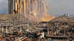 """تقرير """"اف بي آي"""" يكشف مفاجأة بشأن انفجار بيروت الهائل"""