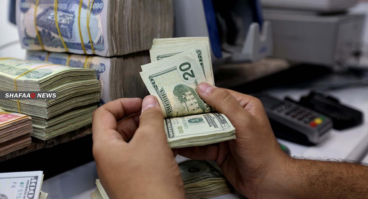 ارتفاع مستمر لأسعار الدولار في بغداد وإقليم كوردستان