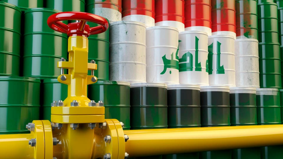 An increase in Iraqs oil exports to America to reach 114 thousand barrels per day