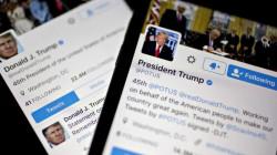 """""""تويتر"""" يتخذ إجراءً جديداً ضد ترامب"""
