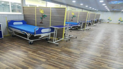 Equipping a new 170-bed hospital in Basra