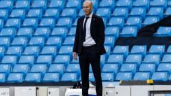 زيدان مدرب ريال مدريد يقع في شرك كورونا