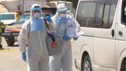 COVID-19: a city in Kurdistan resorts to home quarantine