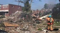 سقوط ضحايا بتفجير قوي يهز مدينة أمريكية