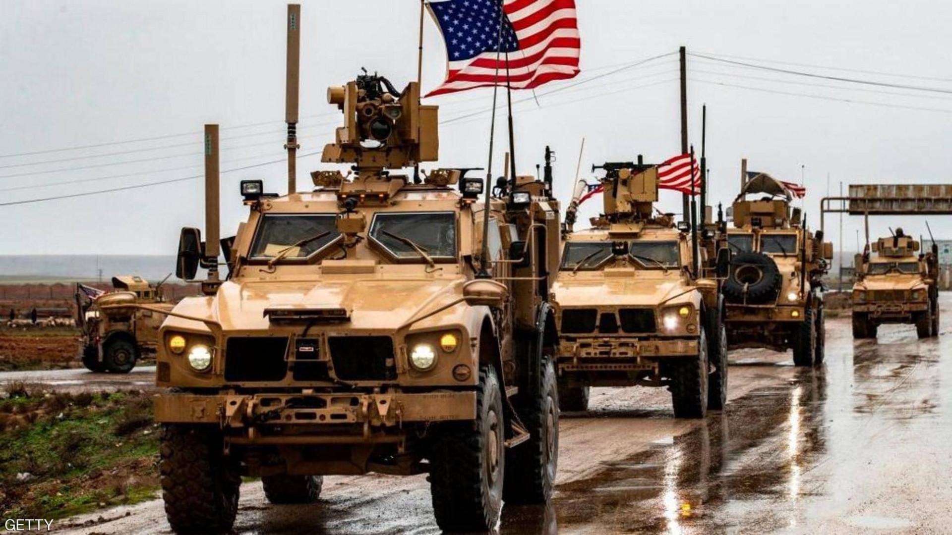 انفجار عبوة على رتل لامدادات التحالف الدولي جنوبي العراق