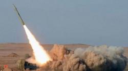 A Rocket fell inside the Green Zone in Baghdad