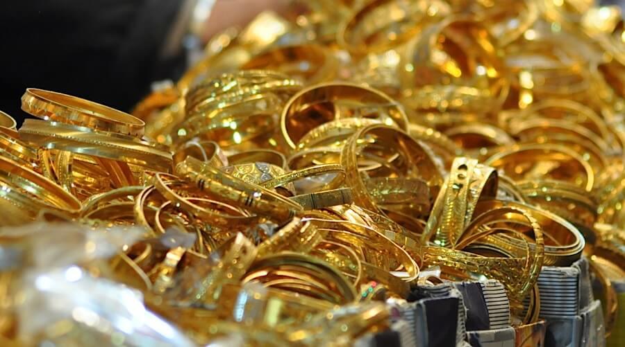 اسعار الذهب في الأسواق العراقية لليوم الخميس
