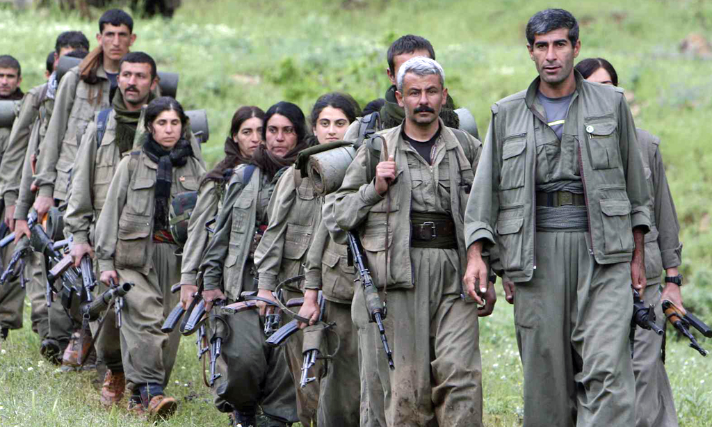 An Iraqi official: Baghdad is paying salaries to 1000+ PKK members