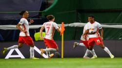 لايبزيغ المفاجأة يطيح باتلتيكو مدريد ويتأهل لنصف نهائي دوري الأبطال