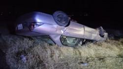 مصرع واصابة 8 اشخاص بحادثين مروعين قرب السليمانية