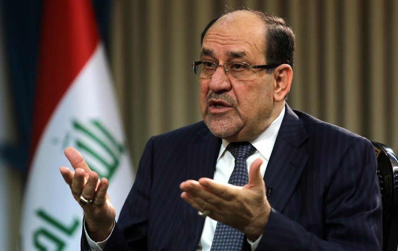 نوري المالكي يندد بالاتفاق الاماراتي الاسرائيلي