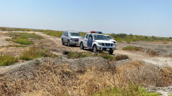 Authorities locate a 700 meters long oil smuggling pipelines