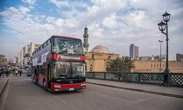 """بغداد تفتتح خطوط نقل """"منتظمة"""" إلى المطار عبر البطاقة الذكية"""