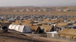 حجر مخيمات في دهوك بعد تسجيل 19 اصابة جديدة بكورونا بين النازحين