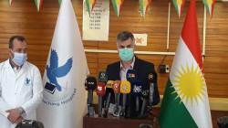 دهوك تخصص أكبر مستشفياتها لمعالجة المصابين بكورونا