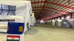 شفاء 1028 مصابا وتسجيل أكثر من 400 حالة جديدة بكورونا في اقليم كوردستان