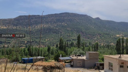 Turkish soldiers set fire to citizens' houses in Duhok