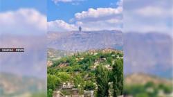 المقاتلات التركية تجدد قصف قمة جبلية في إقليم كوردستان