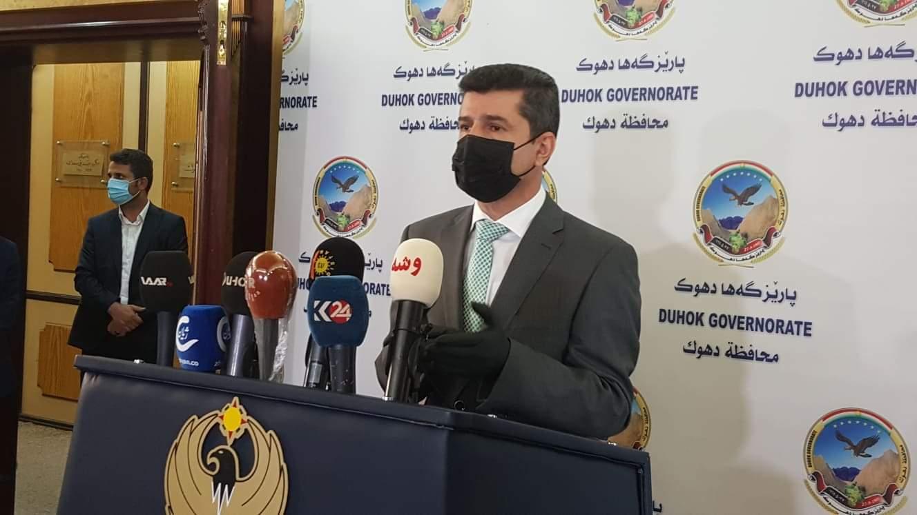 Duhok:  to travel to Turkey through the Ibrahim al-Khalil border crossing