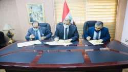 Iraq signs an agreement to implement the suspended plan of Baghdad's train