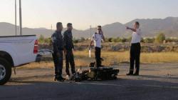 وفاة ثلاثة اشخاص واصابة رابع بحادثين متشابهين في ديالى والسليمانية