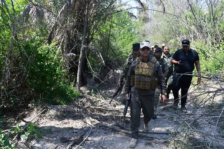 Two Iraqi soldiers killed in an ISIS attack in Diyala
