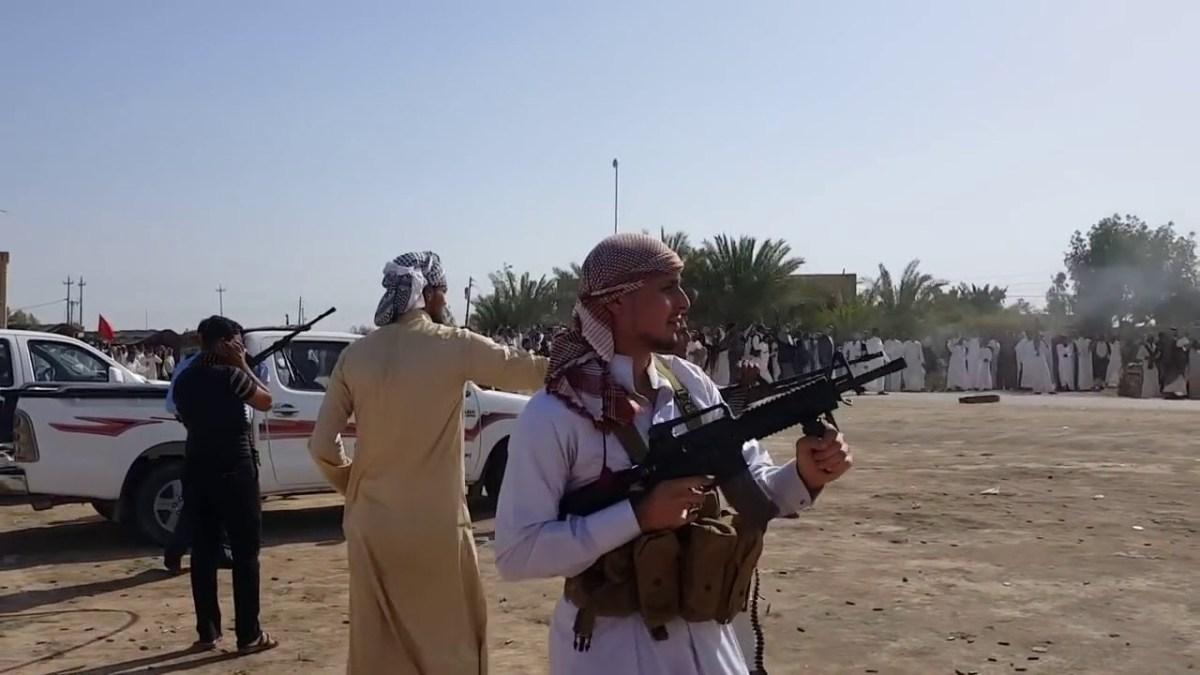 اعتقال 41 شخصاً شاركوا بنزاع عشائري جنوبي العراق