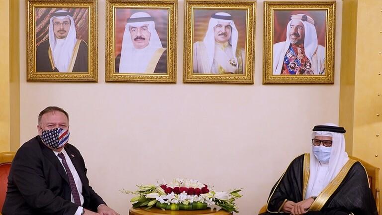 Pompeo arrives in UAE after visiting Bahrain