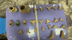 ضبط آثار تحت الارض تعود إلى العصر العباسي جنوبي العراق