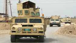 The Iraqi army clashes with ISIS terrorists in Diyala