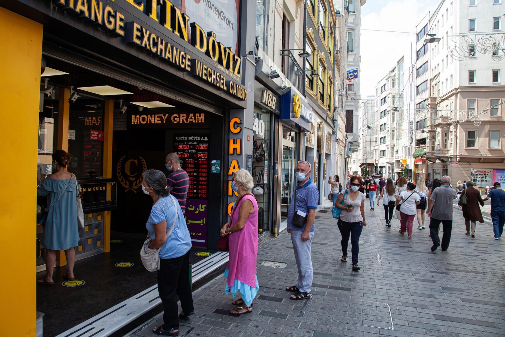 تركيا تعلن حصيلة قياسية بوفيات كورونا: بعض المناطق تشهد ذروة ثالثة من الوباء