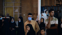 Covid-19: More than 3000 new cases in Iraq today