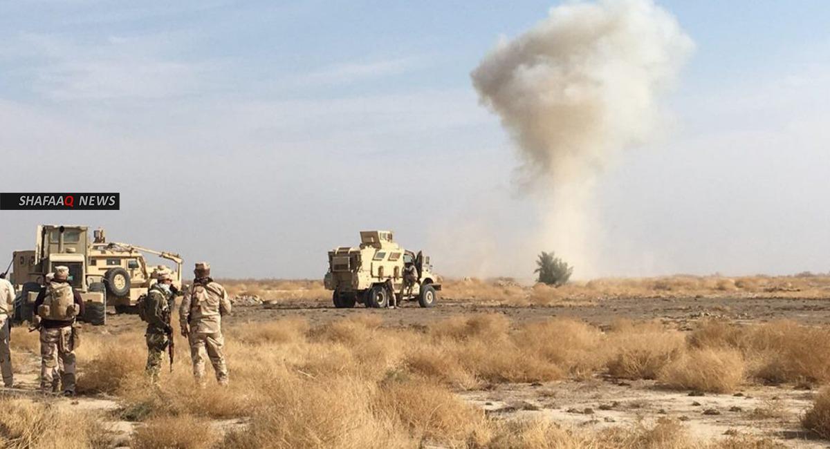 جرحى بانفجار استهدف عجلة تابعة للجيش العراقي