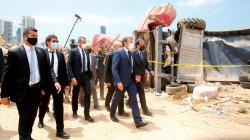ماكرون لزعماء لبنان: ليس هناك شيك على بياض