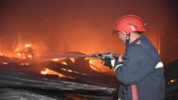 15 فرقة لإطفاء حرائق النزاع العشائري ببغداد