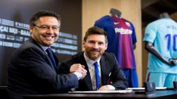 شرط وحيد ليجلس رئيس برشلونة مع ميسي