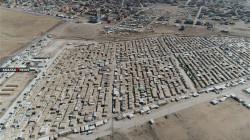 كورونا يقتحم 7 مخيمات للنازحين واللاجئين في دهوك