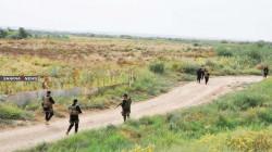 اصابة جنديين عراقيين بانفجار