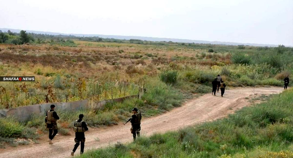 Two Iraqi soldiers injured in an explosion in Diyala