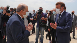 Macron arrives in Beirut in a second visit within a month