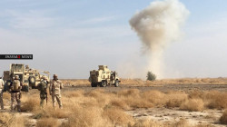 Three Iraqi soldiers wounded in an explosion in Saladin