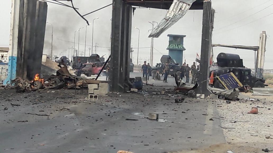 Details of the thwarted explosion in Kirkuk