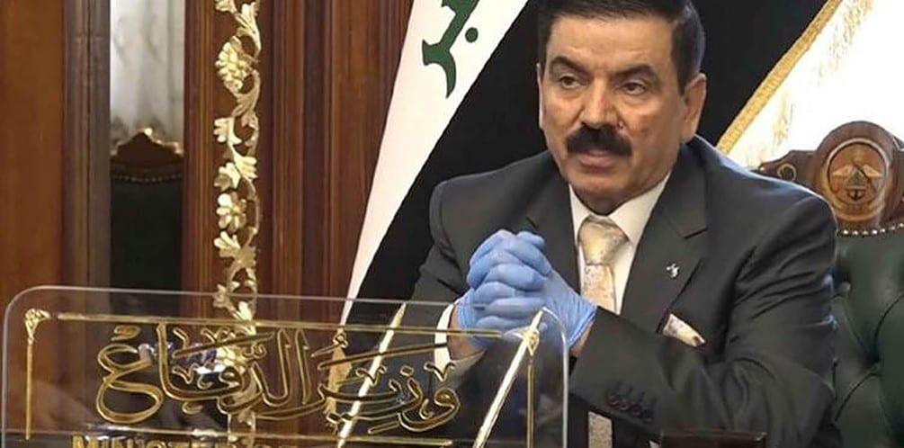 The Iraqi parliament to host the Minister of Defense