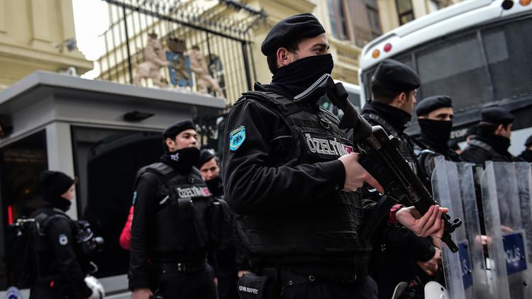 بعد اتصالات مكثفة.. المعتدون الأتراك على عائلة أربيلية في قبضة الأمن