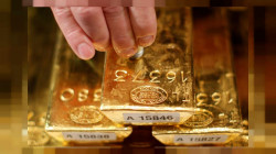 Gold is dropping with the rise of the dollar